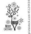 เวกเตอร์,คริสต์มาส,คริสมาส 45124434