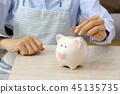 piggy bank female 45135735