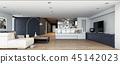 room, living, modern 45142023