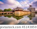 bridge castle moat 45143850