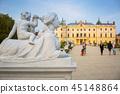 palace, garden, castle 45148864