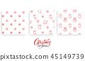 christmas, pattern, xmas 45149739