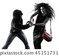 Woman, Criminal, People 45151731