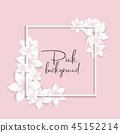 background pink vector 45152214