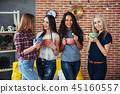 friends, women, group 45160557