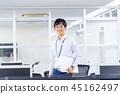 사업가, 사무실, 사무실 캐주얼 45162497