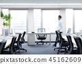 辦公室形象 45162609