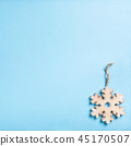 Christmas composition background 45170507