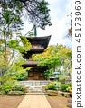 Gōtoku-ji, beckoning cat, temple 45173969