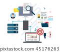 网络 互联网 数据 45176263
