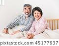 Senior sleepiness 45177937