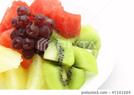水果拼盤 45181884