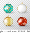 Christmas, balls, ball 45184126