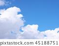 เมฆ,แมงมุม,ธรรมชาติ 45188751