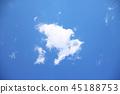 เมฆ,แมงมุม,ธรรมชาติ 45188753