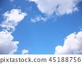 เมฆ,แมงมุม,ธรรมชาติ 45188756