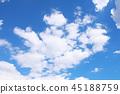 เมฆ,แมงมุม,ธรรมชาติ 45188759