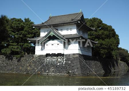 Edo Castle Sakurada Rin 45189732