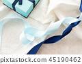 파란 상자 선물의 이미지 45190462