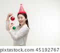 크리스마스, 성탄절, 배경 45192767
