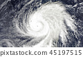 Super Typhoon Yutu in the Philippines. Elements of this image furnished by NASA 45197515