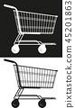 simple market cart 45201863