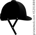 helmet for racing 45201884