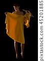naked girl dresses 45201885