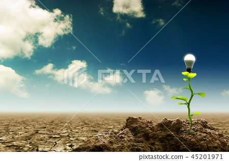 New Green renewable and Sustainable Energy Concept 45201971