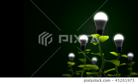 New Green renewable and Sustainable Energy Concept 45201973