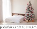christmas, gift, bedroom 45206375