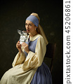 戏服 女人 女性 45206861