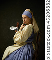 裙子 女人 女性 45206882