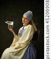 dress woman worker 45206908