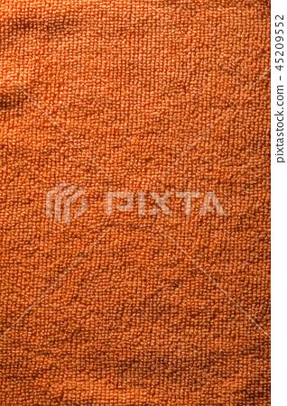 New household orange dishwashing cloth 45209552