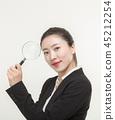 여성, 업무, 사업 45212254
