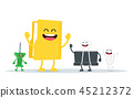 cute office stationery 45212372