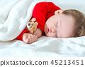 toddler, boy, sleep 45213451