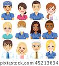 Hospital Team Avatar 45213634