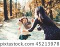 女人 女性 母亲 45213978