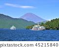 mountain, fuji, mt 45215840