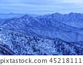 韓國 冬天 雪景 45218111