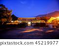 寺 風景 景觀 45219977