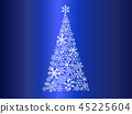 크리스마스 트리 45225604