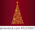 크리스마스 트리 45225607