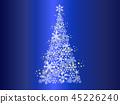 크리스마스 트리 45226240