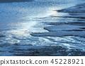 돗토리 사구, 겨울, 눈 45228921