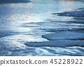 돗토리 사구, 겨울, 눈 45228922