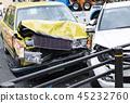 교통 사고 이미지 교차로 45232760