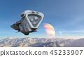 太空飞船 45233907